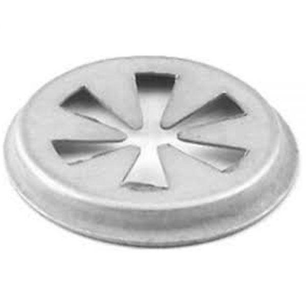 Wheel Opening Push Nut Retainer