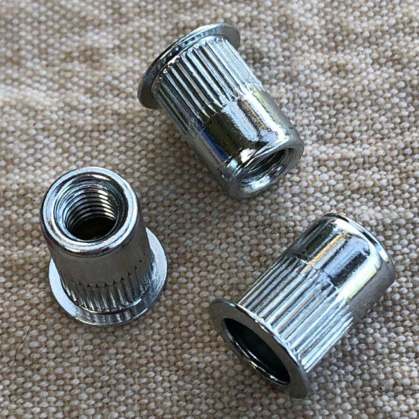 M6 Nut Insert / Rivnuts