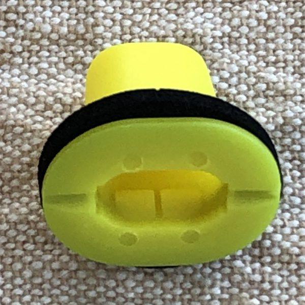 Pillar Moulding-Qtr Panel -Side Skirt- Applique Grommet with sealer