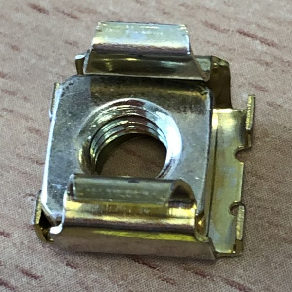 Inset Caged Nut